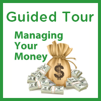 Managing Your Money Guided Tour